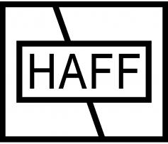 HAFF-Logo-sw Gebrüder HAFF Pfronten