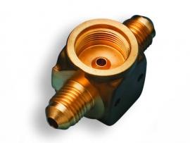 Hydraulik-Drehteil von Gebr. HAFF Pfronten