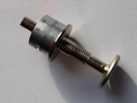 Nonius-Messrolle Laser-Skalierung von Gebrüder HAFF Pfronten